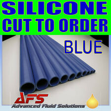 CUT BLUE 8mm I.D 5/16 SILICONE HOSE PIPE VENAIR SILICON