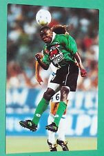 PHOTO UNFP FOOT 2000 CS SEDAN ARDENNES CSSA NDIEFI FOOTBALL 1999-2000 PANINI