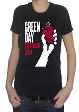 fm10 women's t-shirt GREEN DAY Billie Mike Cool MUSIC