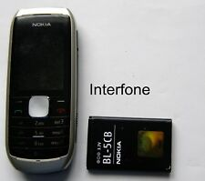 Nokia 1800 Mobile Phone-Locked to Virgin-Good Cond-Optional Charger Bundle