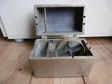 Historischer Morseapparat Morsegerät Telegraph Teil SNTS Kjobenhavn Danmark 1883