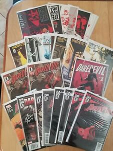 Big Daredevil Lot High Grade Man Without Fear Yellow 3 First Issues! 22 Books!