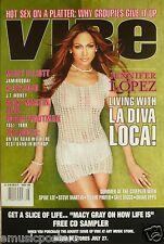 """Jennifer Lopez """"Vibe Magazine"""" Poster From 1999-Wearing Sexy See Thru Mini Dress"""
