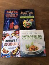 Kochbücher für Morbus Chron Und Glutenfreie Ernährung