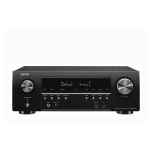 Denon AVRS750 7.2CH 140W Ampli-Tuner A/V Music/Sound Receiver Dolby Atmos Black