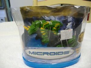 Microids Green Rhino Wireless Remote Control Tomy Zoids open package damage