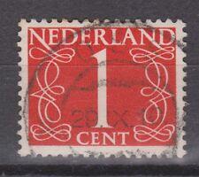 NVPH Netherlands Nederland nr. 460 TOP CANCEL OSS 1946-1957 Cijfer