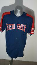 RED SOX STARTER M BOSTON HOODIE SHIRT camiseta maglia
