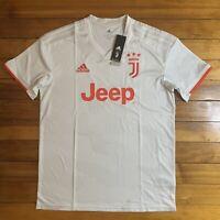Adidas Size XL Juventus Away Jersey White Camo 2019/20 DW5461 NEW Ronaldo men