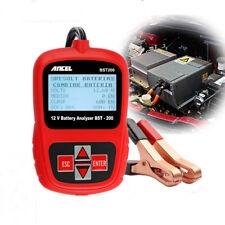 Ancel BST200 12V Battery Load Tester Battery Tester System Analyzer Automotive