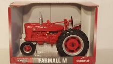 Ertl Farmall M 1/16 diecast metal farm tractor replica collectible