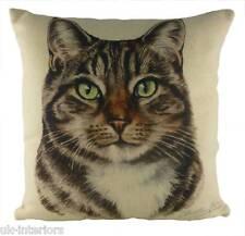 "17 ""TABBY CAT Cuscino Evans Lichfield dp934 43cm waggydogz GATTINO"