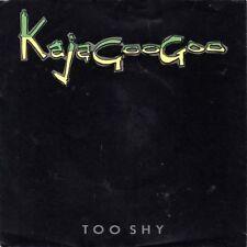 """KAJAGOOGOO TOO SHY (1982) [MAXI 12""""]"""