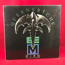 Queensryche Empire 1990 alemán presionado Vinilo Lp Excelente Estado