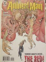 DC Comics New 52 Animal Man #1-5 Lot
