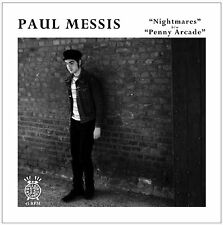 "PAUL MESSIS Nightmares vinyl 7"" + MP3 NEW garage punk psych folk beat State"