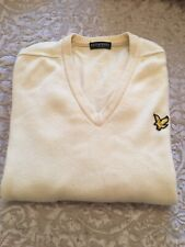 Lyle and Scott jumper xl used