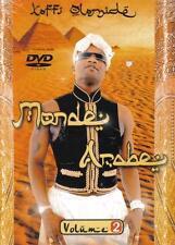 KOFFI OLOMIDE - MONDE ARABE VOL 2 DVD - BRAND NEW IN ORIGINAL SHRINK WRAP - GIFT