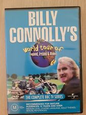 Billy Connolly's World Tour Of England Ireland & Wales DVD Regions 2 + 4 + 6 PAL