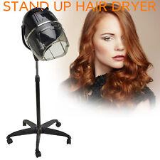 Bonnet Standing Up Hair Dryer Swivel Hood Professional Salon Styling w/ Timer