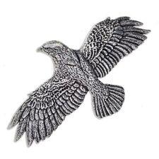 St Justin Pewter Flying Eagle Hair Slide Barrette Clip UK Made PH51