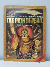 Path of Peril Puffin Fantasy Questbook David Fickling Perry Hinton 1985