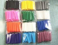 1Pack/1040pc Dental Ligature Ties Orthodontic Elastic Rubber Bands 13 Colors