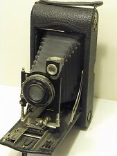 Kodak No.3 Autographic#3A,Model C Folding roll film camera.
