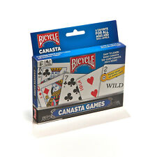 Bicycle Canasta Games Playing Cards - 108 Card Canasta Deck