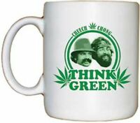 CHEECH & CHONG - THINK GREEN - BRAND NEW 11 OUNCES - COFFEE 0128