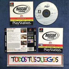 Nascar 2000 Playstation Ps1 Ps2 Ps3 Play Station BUENA CONDICION 1092