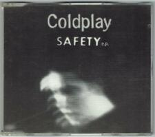 COLDPLAY - SAFETY E.P. CD 1998 HGCD633 RARE! ONLY 1 OF 500 EVER MADE