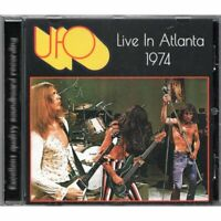 "UFO : ""Live At Atlanta 1974"" (Soundboard) (RARE CD)"