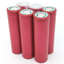 6X 18650 30A 3000mAh High Drain 3.7V Li-ion Batterie Rechargeable for Vape Smok