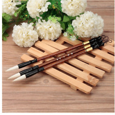 Artist Paint Brush Chinese Calligraphy Writing Set 3 Piece Pen Watercolour