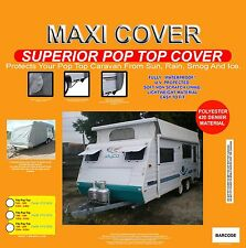 POPTOP CARAVAN COVER 14-16FT HEAVY DUTY UV AND WATERPROOF