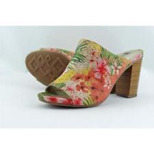 Escarpins mules multicolore pour femme