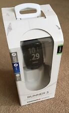 TomTom RUNNER 3 MUSIC Multi Sport GPS Watch & Charger TESTED Ref:47