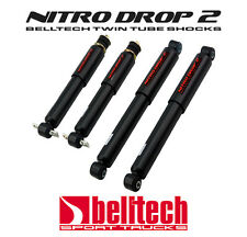 98-03 Ford Ranger 2WD Nitro Drop 2 Front/Rear  Shocks for 3/4 Drop