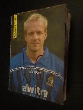 47928 Markus Lösch Eintracht Trier original signierte Autogrammkarte