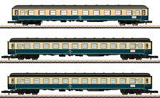 Märklin Spur Z 87211 Schnellzugwagenset der DB