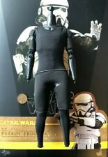 Hot Toys Star Wars SOLO Patrol Trooper MMS494 Padded Body loose 1/6th scale