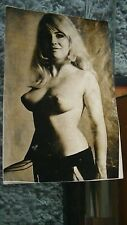 Photo femme nue nu vintage année 60 argentique!Plusieurs modèles!