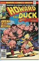 Howard the Duck 1976 series # 5 very fine comic book