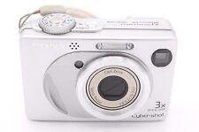 Sony Cyber-Shot DSC-W1 5.1MP 6.3cmSCREEN Fotocamera Digitale Argento con /