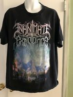 Inanimate Existence Shirt  XL Distressed shirt