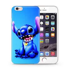 "Lilo & Stitch Custodia/Coperchio Apple iPhone 6 6 S Plus 5.5"" Screen Protector Gel Stitch"