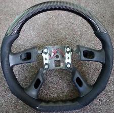2002  HUMMER  H2  Ferrari Racing Design Real Carbon Fiber  Steering Wheel
