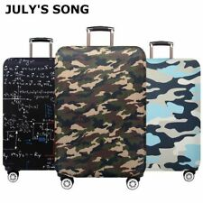 Luggage Protective Cover Dust Bag Trolley Suitcase Sleeve Case Camouflage Design