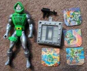 1984 Marvel Secret Wars Dr Doom Vintage Action Figure Near Complete Mattel